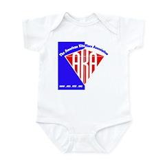 American Kitefliers Associati Infant Bodysuit