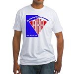 American Kitefliers Associati Fitted T-Shirt