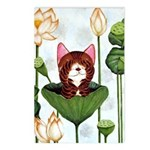 Morning Cat Postcards (Package of 8)