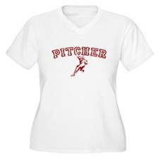 Pitcher - Red T-Shirt