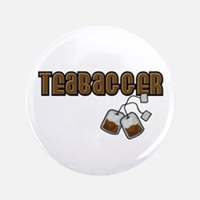 """Teabagger 3.5"""" Button (100 pack)"""