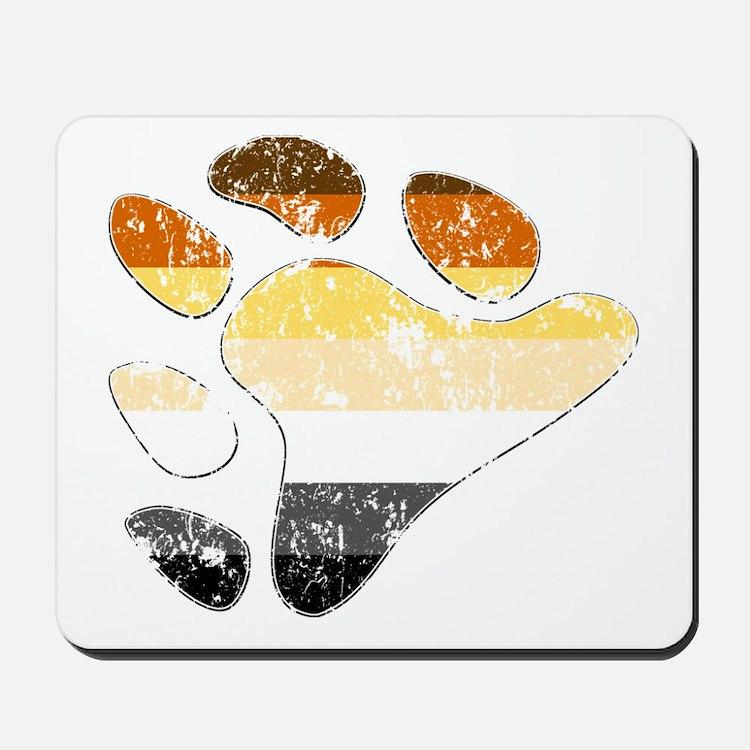 Bear Pride Claw Mousepad