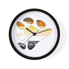 Bear Pride Claw Wall Clock
