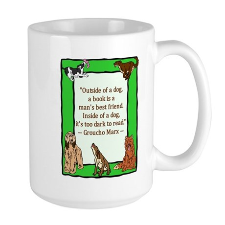 Groucho Large Mug