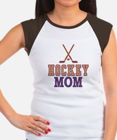 Hockey Mom Women's Cap Sleeve T-Shirt