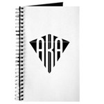 Classic Black and White Ameri Journal