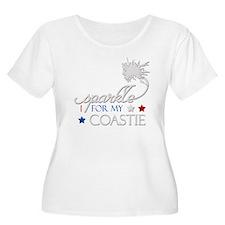 I sparkle for my Coastie T-Shirt