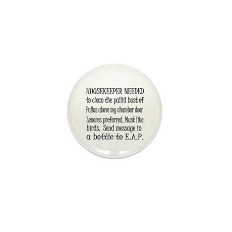 Poe Want Ad Mini Button (100 pack)