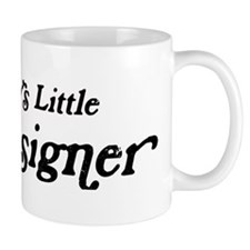 Mommys Little Set Designer Mug