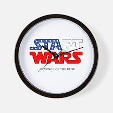 Start Wars Wall Clock