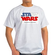 Start Wars Ash Grey T-Shirt