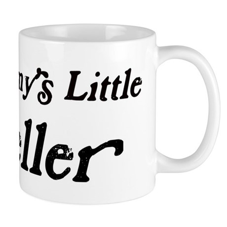 Mommys Little Teller Mug
