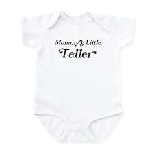 Mommys Little Teller Infant Bodysuit