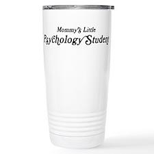 Mommys Little Psychology Stud Travel Mug