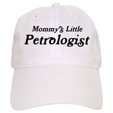 Mommys Little Petrologist Baseball Cap