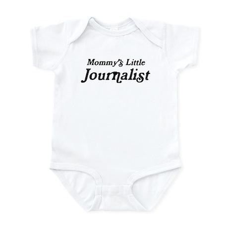 Mommys Little Journalist Infant Bodysuit
