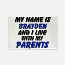 my name is brayden and I live with my parents Rect