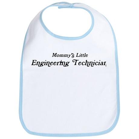 Mommys Little Engineering Tec Bib