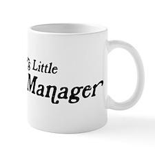 Mommys Little Database Manage Mug