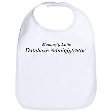 Mommys Little Database Admini Bib