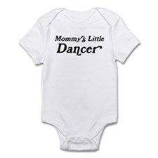 Mommys Little Dancer Infant Bodysuit