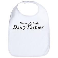 Mommys Little Dairy Farmer Bib