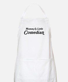 Mommys Little Comedian BBQ Apron
