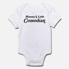 Mommys Little Comedian Infant Bodysuit