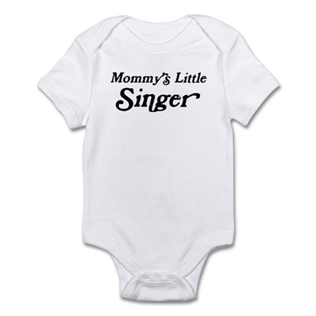 Mommys Little Singer Infant Bodysuit