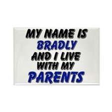 my name is bradly and I live with my parents Recta