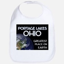 portage lakes ohio - greatest place on earth Bib