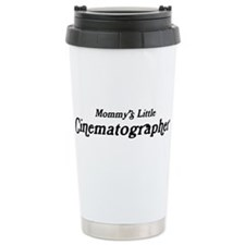 Mommys Little Cinematographer Travel Mug