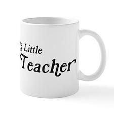 Mommys Little Anatomy Teacher Mug