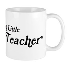 Mommys Little Anatomy Teacher Mug