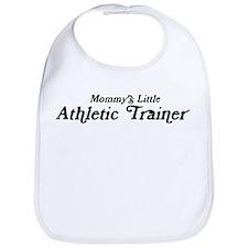 Mommys Little Athletic Traine Bib