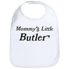 Mommys Little Butler Bib