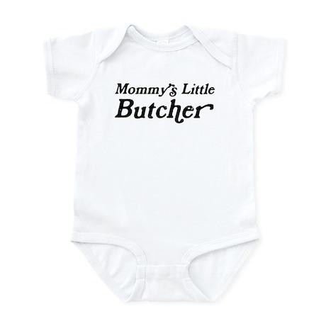 Mommys Little Butcher Infant Bodysuit