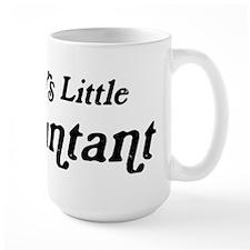 Mommys Little Accountant Mug