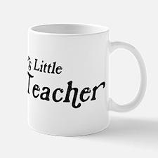 Mommys Little Botany Teacher Mug
