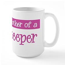Proud Mother of Zookeeper Mug