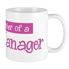 Proud Mother of Sales Manager Mug