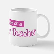 Proud Mother of Statistics Te Mug