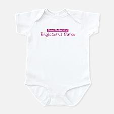 Proud Mother of Registered Nu Infant Bodysuit