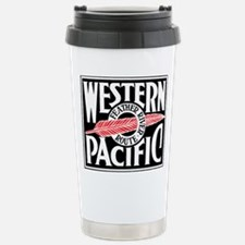 Feather River Route tra Stainless Steel Travel Mug