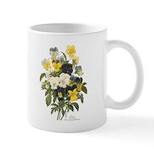 Pansy Small Mug