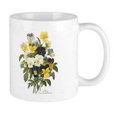 Pansy Small Mugs