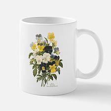 Pansy Small Mugs