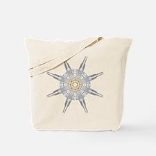 The Dharma Wheel Tote Bag