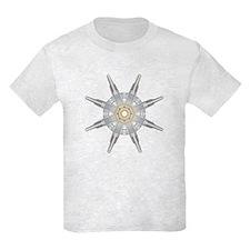 The Dharma Wheel T-Shirt