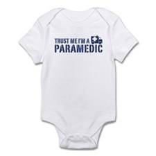 Trust Me I'm a Paramedic Infant Bodysuit
